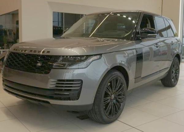 2020 Land Rover Range Rover in Rockford, IL