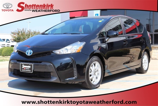 2015 Toyota Prius v in Weatherford, TX