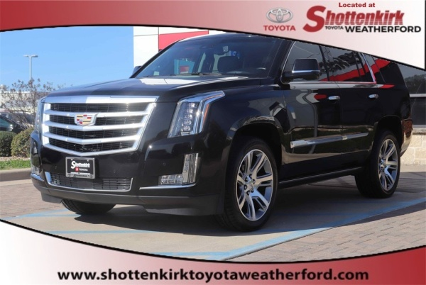 2015 Cadillac Escalade in Weatherford, TX
