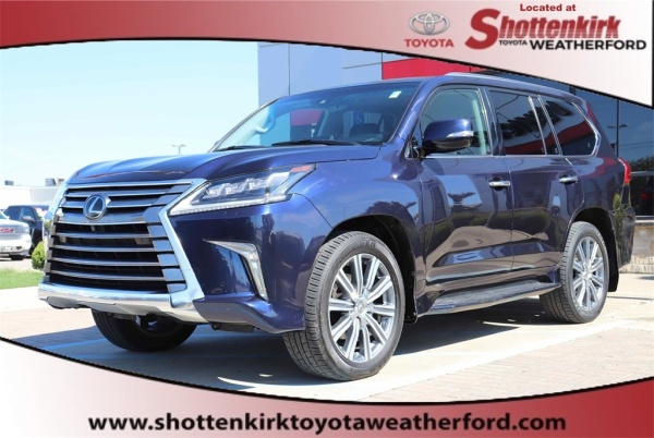 2016 Lexus LX in Weatherford, TX