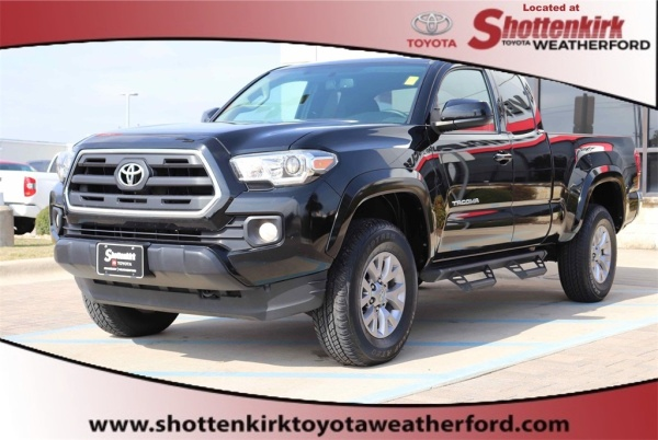 2016 Toyota Tacoma in Weatherford, TX
