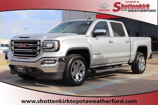 2017 GMC Sierra 1500 in Weatherford, TX