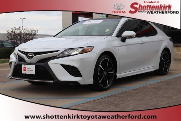 2018 Toyota Camry in Weatherford, TX