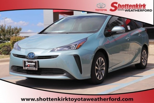 2019 Toyota Prius in Weatherford, TX