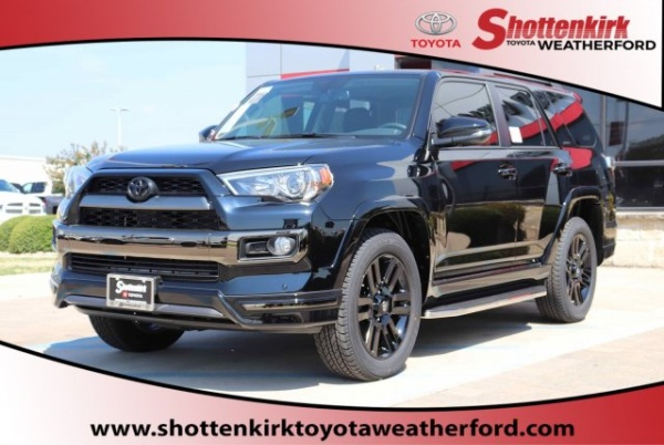 2019 Toyota 4Runner in Weatherford, TX