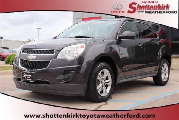 2013 Chevrolet Equinox in Weatherford, TX