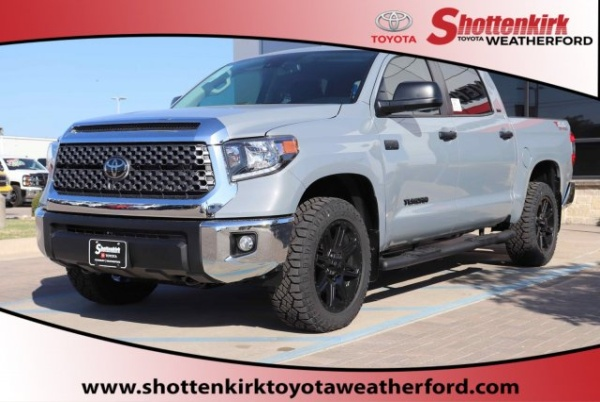 2020 Toyota Tundra in Weatherford, TX
