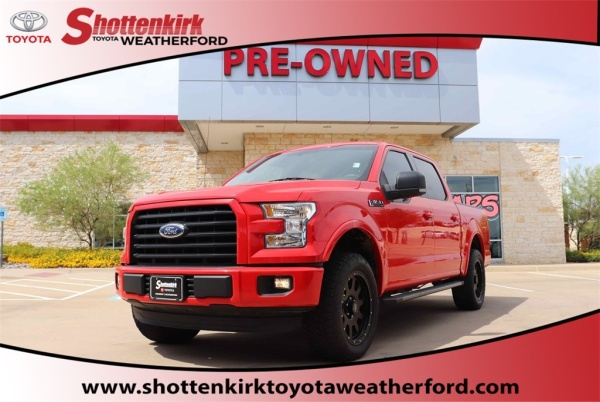 2015 Ford F-150 in Weatherford, TX