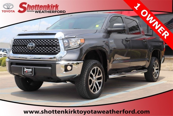 2018 Toyota Tundra in Weatherford, TX