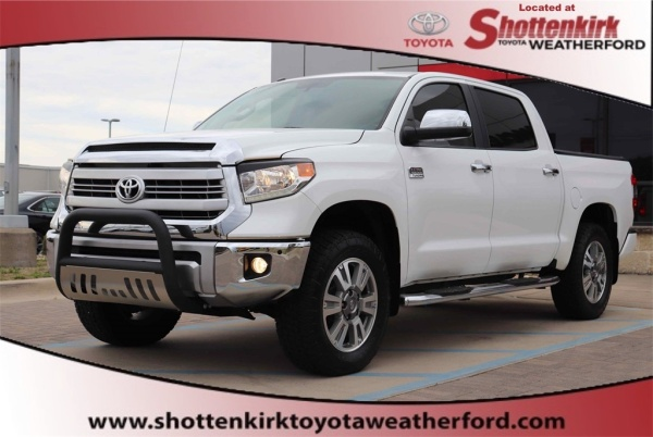 2015 Toyota Tundra in Weatherford, TX