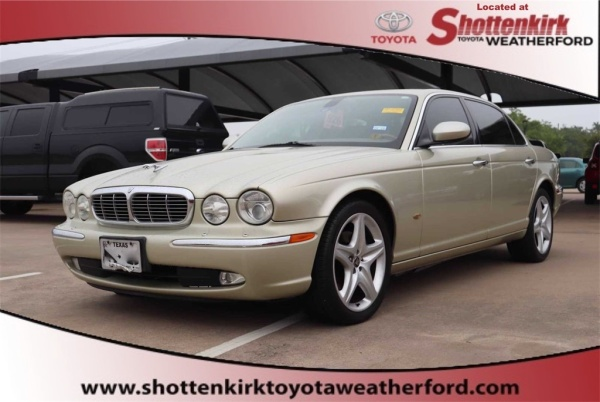 2006 Jaguar XJ in Weatherford, TX