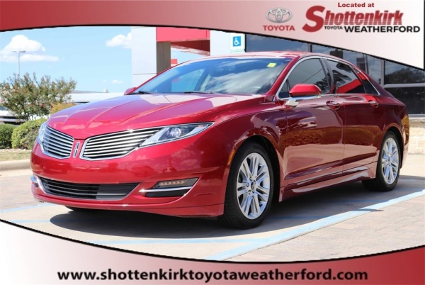 2016 Lincoln MKZ in Weatherford, TX