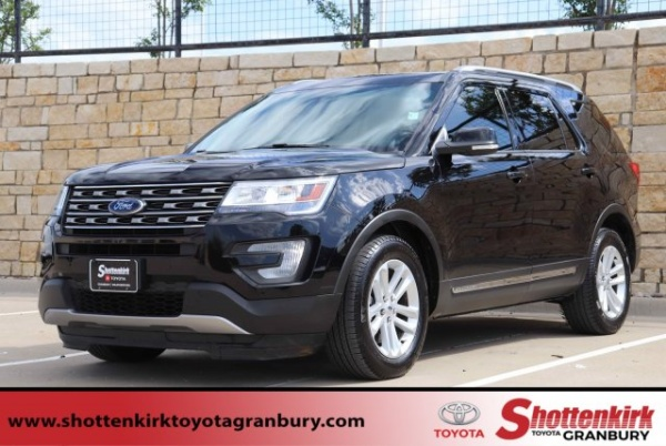 2016 Ford Explorer in Granbury, TX