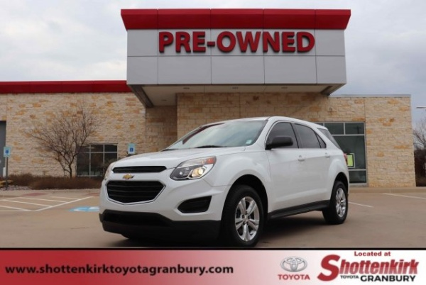 2016 Chevrolet Equinox in Granbury, TX