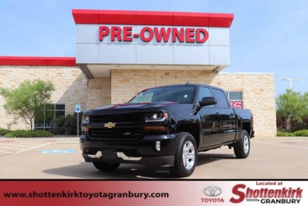 2018 Chevrolet Silverado 1500 in Granbury, TX