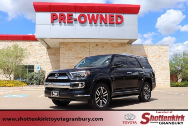 2017 Toyota 4Runner in Granbury, TX