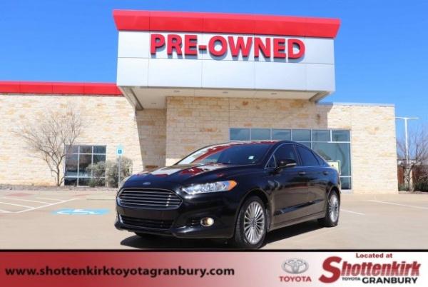 2016 Ford Fusion in Granbury, TX