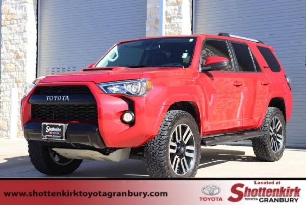 2017 Toyota 4Runner in Granbury, TX