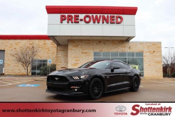 2016 Ford Mustang in Granbury, TX