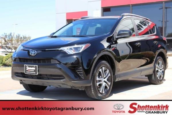 2018 Toyota RAV4 in Granbury, TX