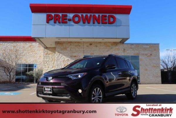 2017 Toyota RAV4 in Granbury, TX