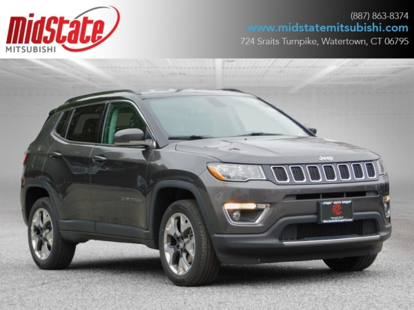 2019 Jeep Compass in Watertown, CT