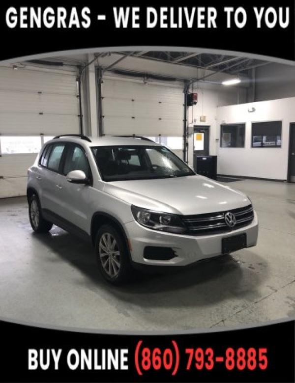 2017 Volkswagen Tiguan in Plainville, CT