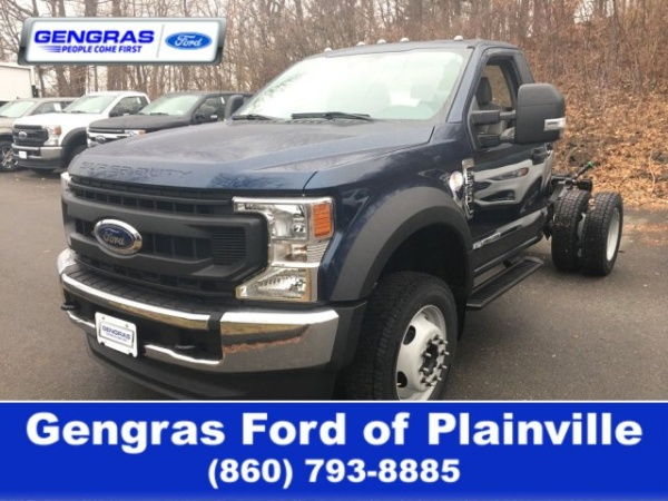 2020 Ford Super Duty F-550 DRW in Plainville, CT
