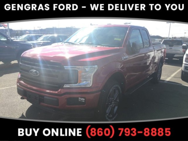 2020 Ford F-150 in Plainville, CT