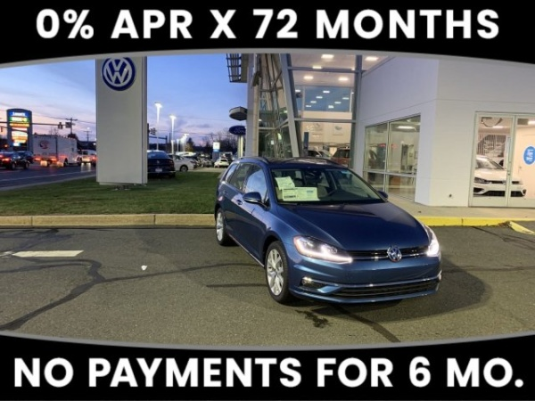 2019 Volkswagen Golf in Plainville, CT