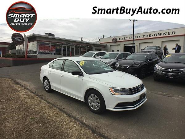 2016 Volkswagen Jetta in Wallingford, CT