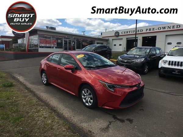 2020 Toyota Corolla in Wallingford, CT