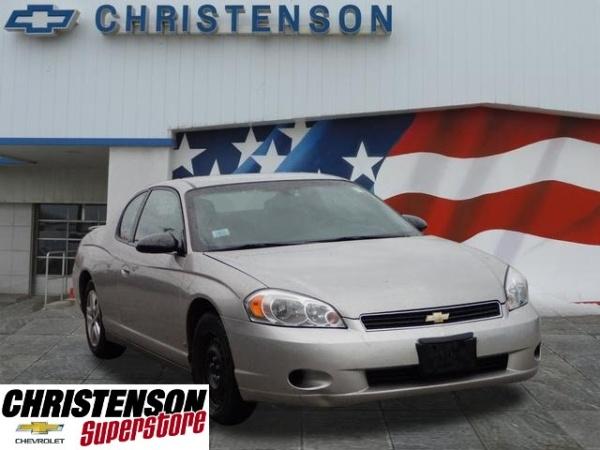2007 Chevrolet Monte Carlo Ls For Sale In Highland In Truecar