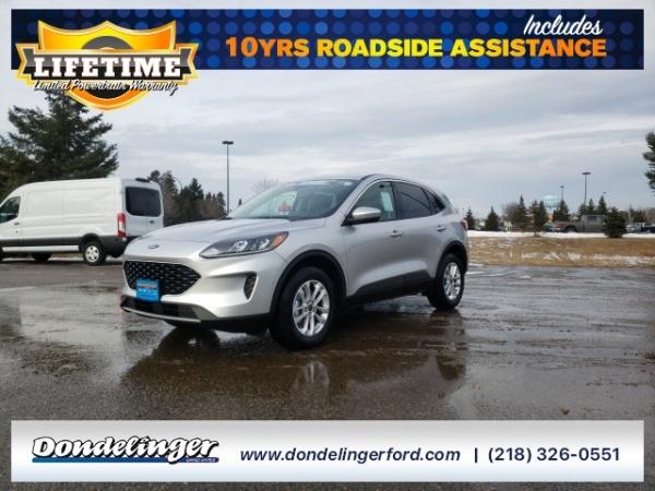 2020 Ford Escape in Grand Rapids, MN