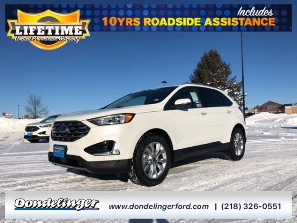 2020 Ford Edge in Grand Rapids, MN