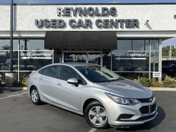 2017 Chevrolet Cruze in West Covina, CA