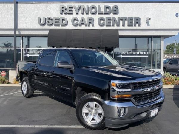 2018 Chevrolet Silverado 1500 in West Covina, CA