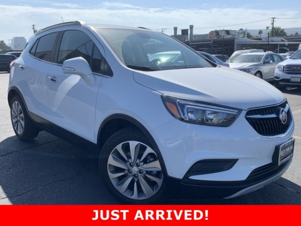 2017 Buick Encore in West Covina, CA
