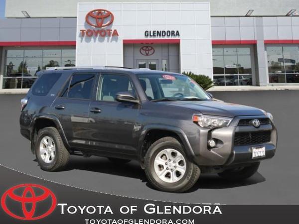2017 Toyota 4Runner in Glendora, CA