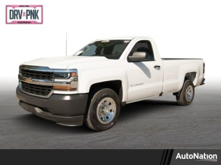 2017 Chevrolet Silverado 1500 Work Truck Regular Cab Long Box Rwd For In Clearwater