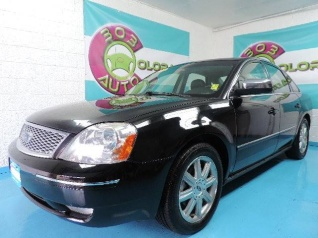 ford five hundred 2007 awd