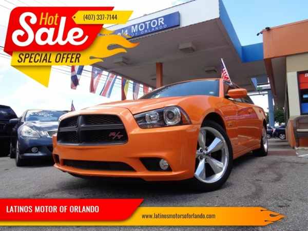 2014 Dodge Charger Road/Track RWD For Sale in Orlando, FL