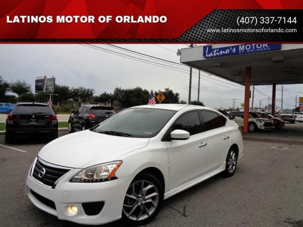 2013 Nissan Sentra in Orlando, FL