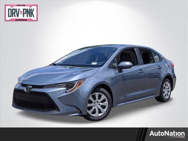 2020 Toyota Corolla in Pinellas Park, FL