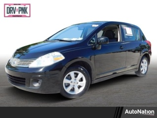 Used 2009 Nissan Versa 1.8 SL Hatchback CVT (alt) For Sale In Pinellas Park