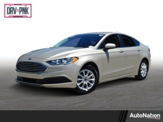 2017 Ford Fusion S Fwd For In Pinellas Park Fl