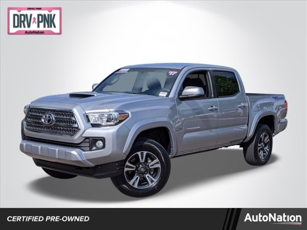 2017 Toyota Tacoma in Pinellas Park, FL