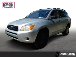 Used 2007 Toyota RAV4 I4 FWD For Sale In Pinellas Park, FL