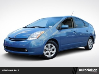2008 Toyota Prius With Packages Hatchback For In Pinellas Park Fl