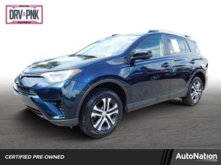 Used 2017 Toyota RAV4 LE FWD For Sale In Pinellas Park, FL